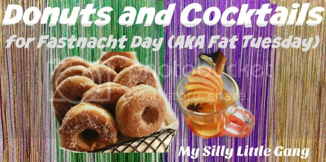 donuts and cocktails recipe