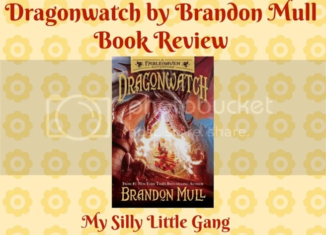 dragonwatch book review