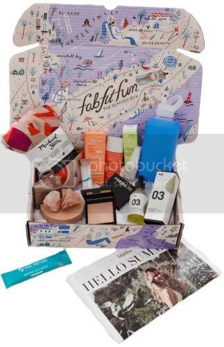 FabFitFun Summer Box Giveaway