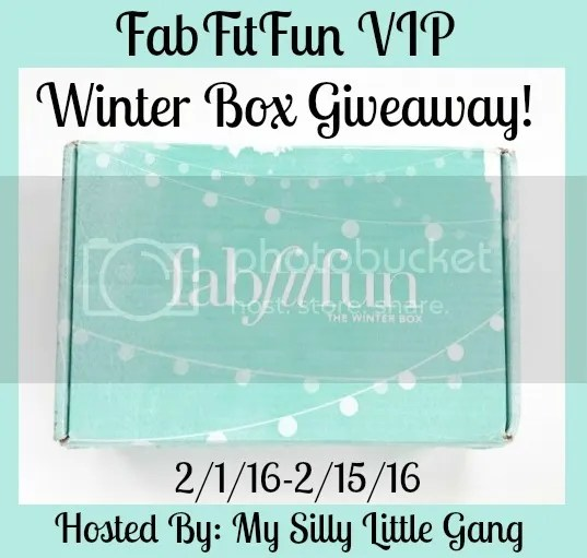FabFitFun VIP Winter Box