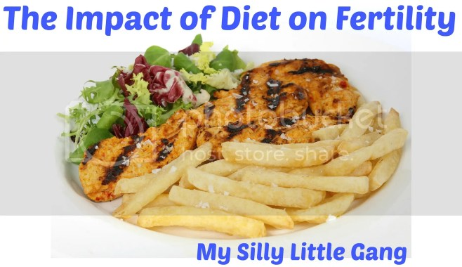 Impact of Diet on Infertility