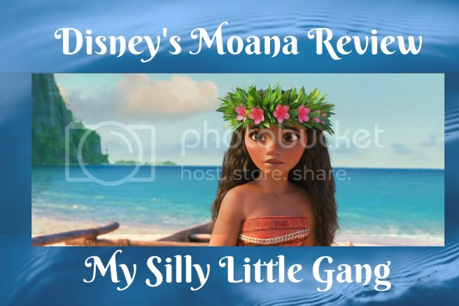 Disney's Moana review