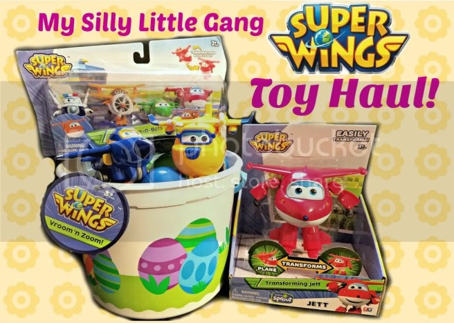 Super Wings Toy Haul
