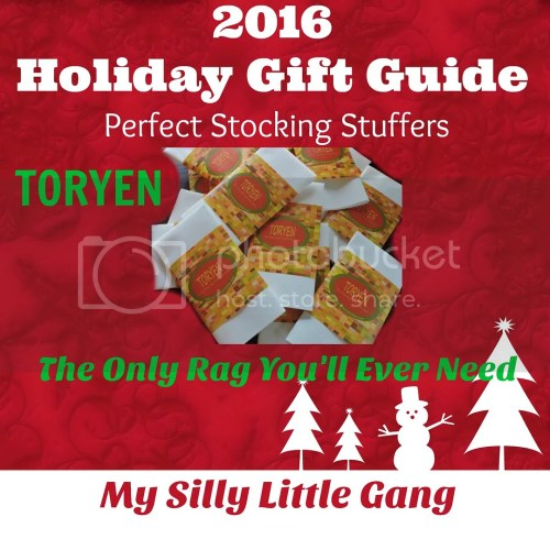 TORYEN stocking stuffer