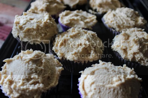 Egg Free Chocolate Cupcakes with Peanut Butter Frosting