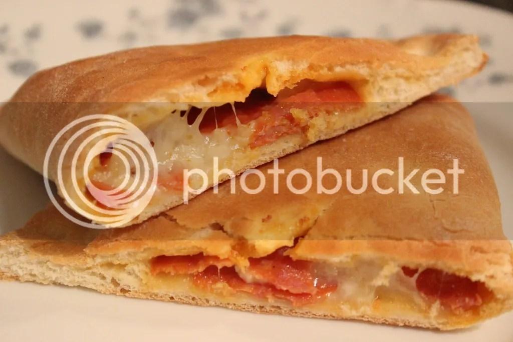 Super Eash Pizza Pockets/Calzones