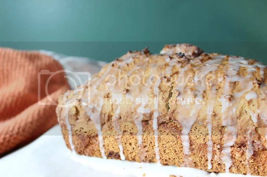 Cinnamon Swirl Banana Pumpkin Bread via Everyday Made Fresh