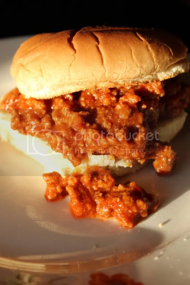 Not Your Momma's Sloppy Joes