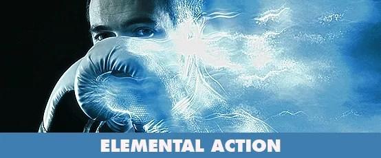 Elemental Photoshop Action - 132