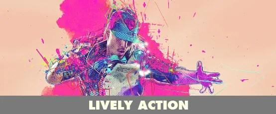 Flex Photoshop Action - 122