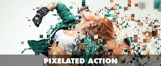 Elemental Photoshop Action - 85