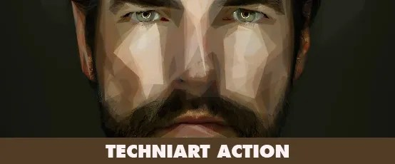 Fracture Photoshop Action - 140