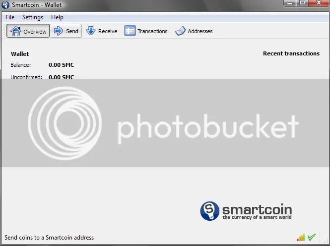 Smartcoin SMC Wallet