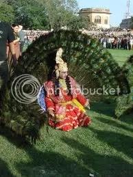 Peacock Dance