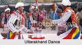 Uttarakhand Dance