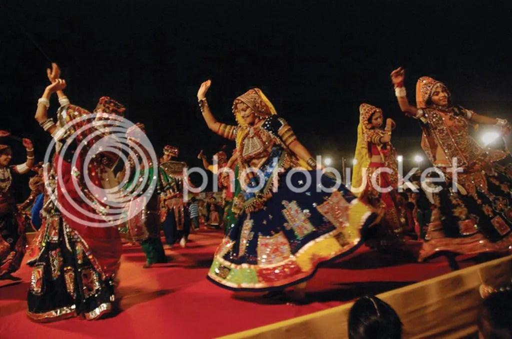 Navratri Dance