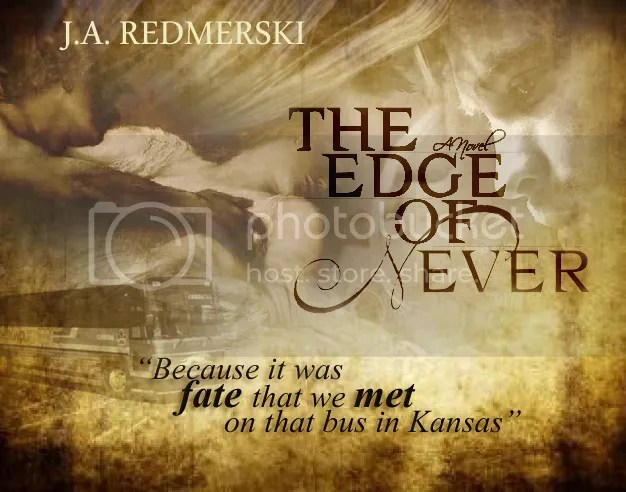 Edge of Never by J.A. Redmerski