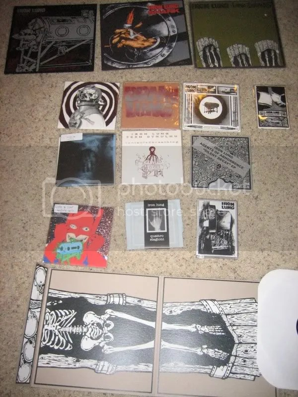 Iron Lung Collection