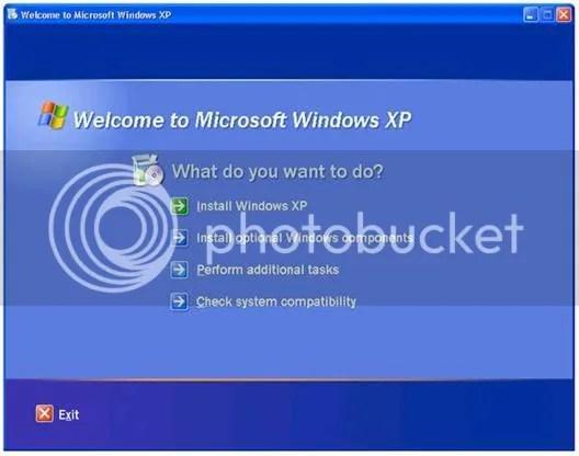 optional windows component