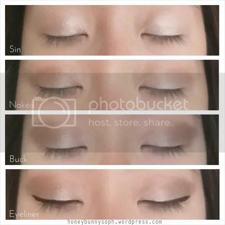 Naked Palette Eye Make up