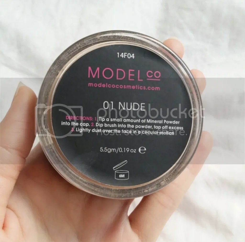ModelCo Mineral Powder Foundation