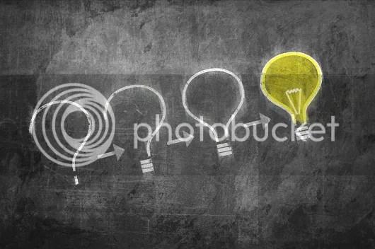 Hãy để ý tưởng của bạn phát triển