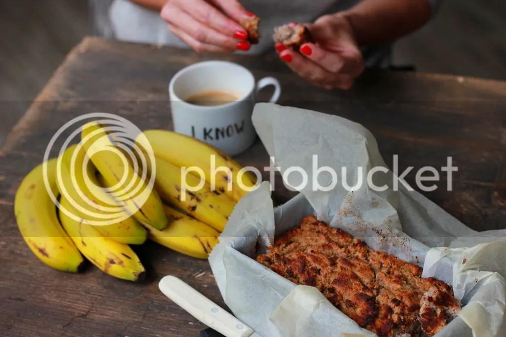 22TZD 22Tage Zucker Detox Bananenbrot ohne Mehl