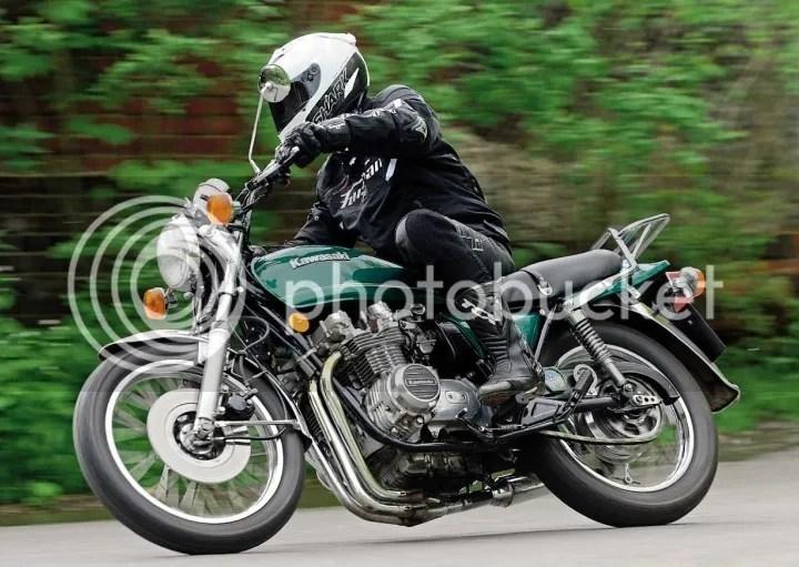 Classic Kawasaki Z650 Parts