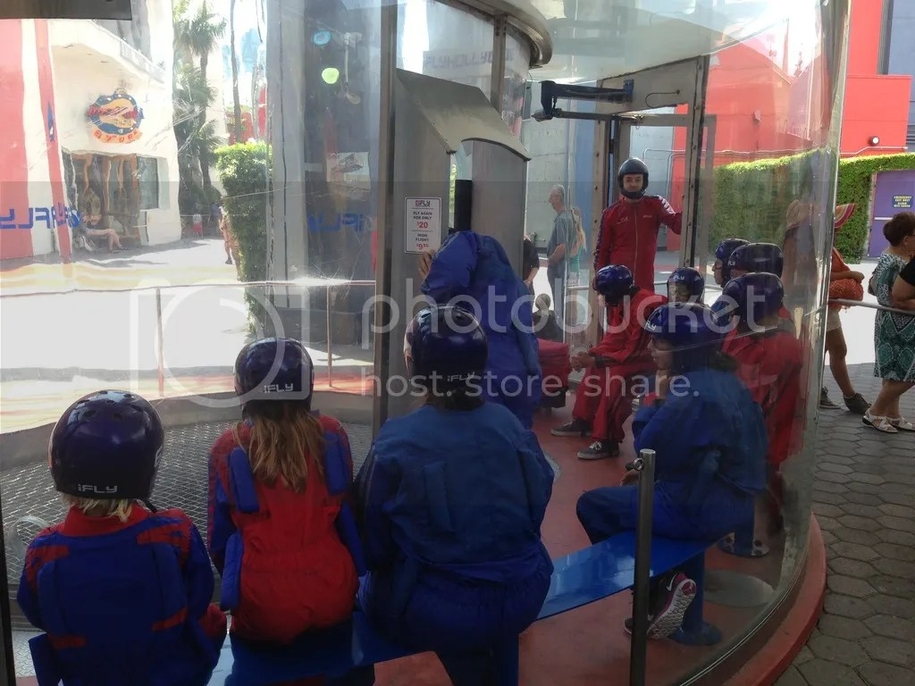 iFLY Hollywood | Feel Attract Explore with Janet
