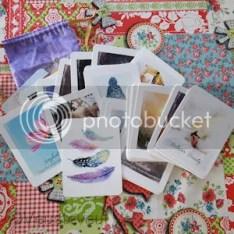 Kaarten, gemaakt door een andere Wageningse blogger, Marion!