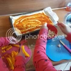 Keek op de week - Pizza maken, doen we lekker zelf mam!