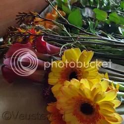 Keek op de week - we kopen nieuwe bloemen!