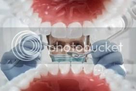 Bang voor de tandarts