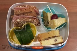 Broodtrommel lunch kind voor op school
