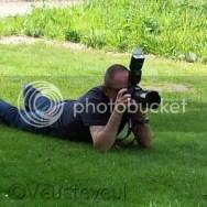 Fotoshoot door fotograaf