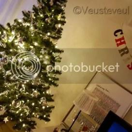 Kerst in huis, kerstboom en versiering