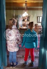Even kijken in een oude woonkeuken