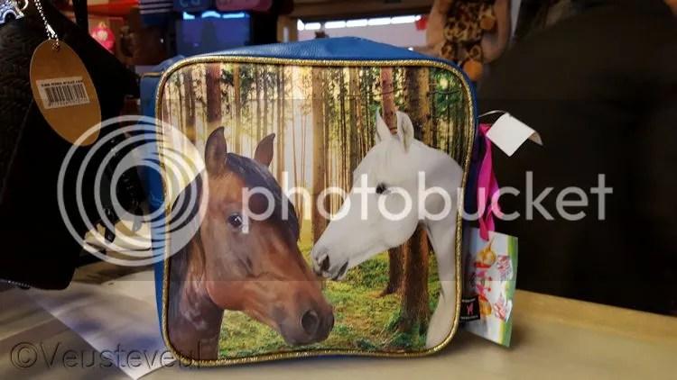 Het meest in de smaak vallende cadeautje voor dit jaar, een paarden tas!