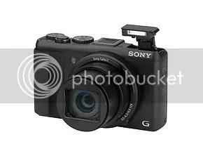 Sony DSC-HX50V een compactcamera!
