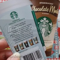 Starbucks Chilled Classics coupons