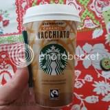 Starbucks Chilled Classics Macchiato Caramel