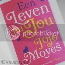 Tea Topic, mijn laatst gelezen boek... Een leven na jou van Jojo Moyes