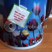 Tea Topic, Met wie zou je voor éénd ag willen ruilen?