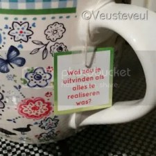 Pickwick Tea Topic - Wat zou je uitvinden als alles te realiseren was?