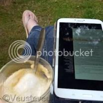 Tijdschrift.nl, handig gewoon tablet mee en lezen!