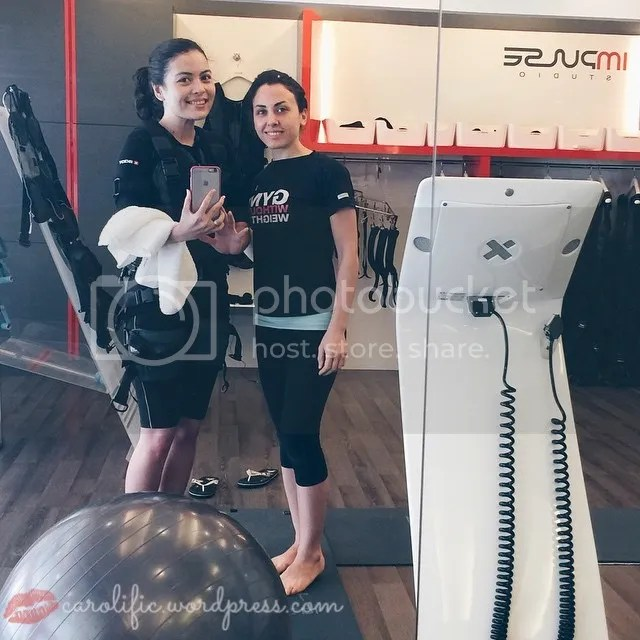 Fitness, Impulse Studio, Before and After, Training, Workout, EMS, EMS Training, New Workout, No Weights, No Weights Workout, Fast Workout, Effective Workout, Muscle Building, Toning, Kuala Lumpur, Malaysia, Bangsar, Electric Muscular Stimulation, Intense Workout, Fitfam, Fitspo, Skinny, Skinny Fat,