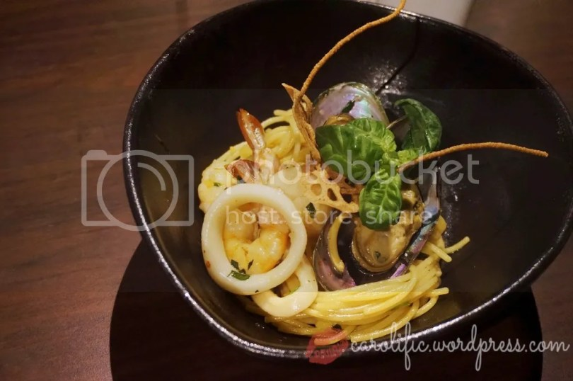 Parents' Day Meal, Parents' Day Set Dinner, Sky 360, Subang, Restaurant, E-City Hotel, Dining, Fine Dining, Good Food, Where To Eat, Kuala Lumpur, Malaysia, Lamb, Chicken, Aglio Olio, Pasta, Malaysian Food, Western Food, Dessert