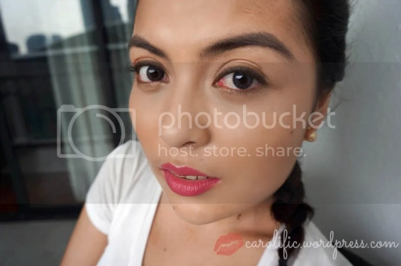 Burt's Bees, Lip Crayon, Lip Colour, Makeup, Beauty, Natural, Organic, Cosmetics, Review, Blogger, Recommendations, Diplomat's Wife, Swatches, Lipstick, Hydrating, Hawaiian Smolder