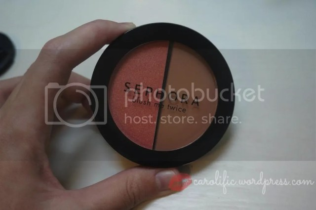 Sephora, Blush Me Twice, Duo Versatile No 2, Review, Beauty Blogger