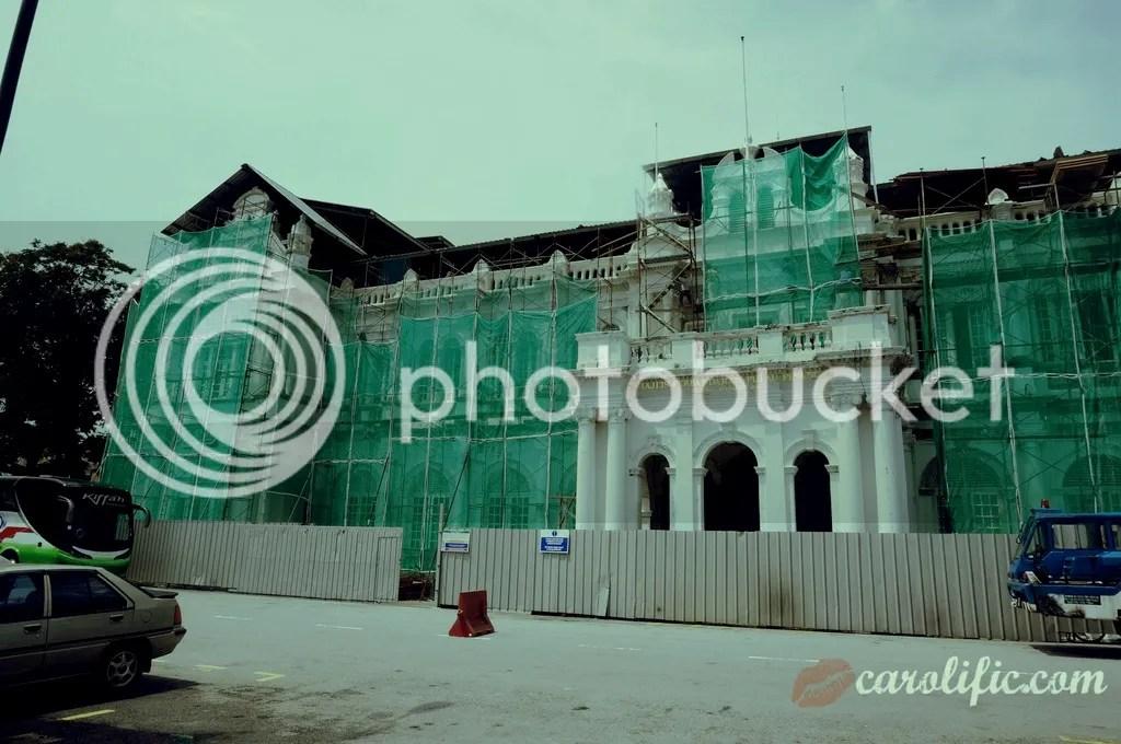 Penang, Travel, Malaysia, Island, Georgetown, Georgetown Penang, What to do, What to see, Sightseeing, Food, Nyonya, Cheap Travel, Traveloka, Penang City Hall